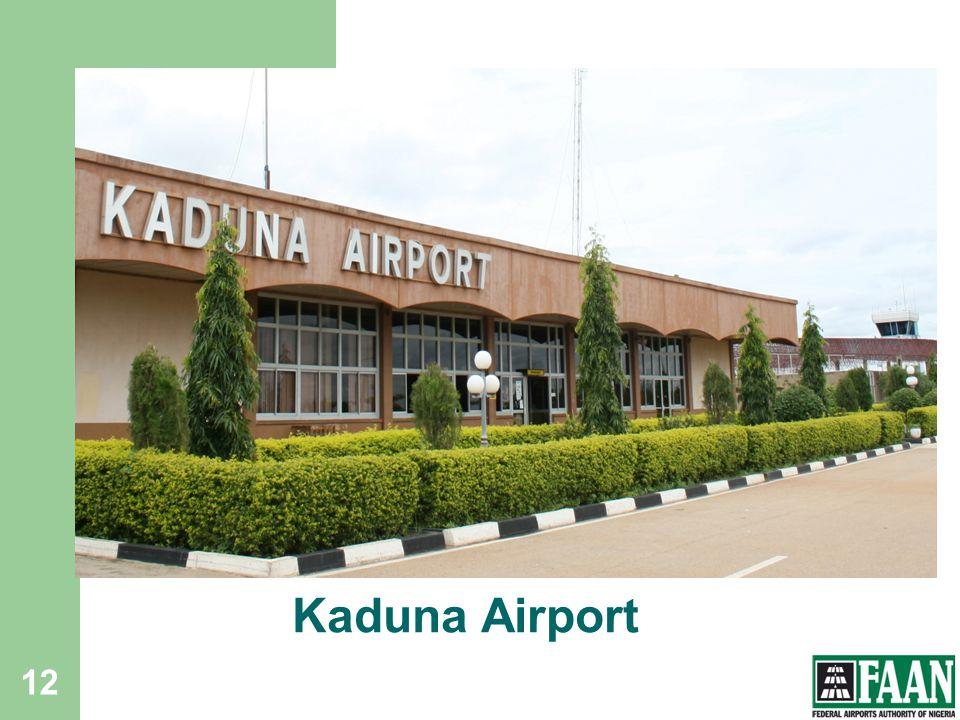 FAAN Kaduna Airport