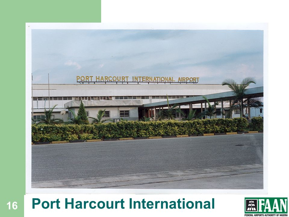 Port Harcourt International
