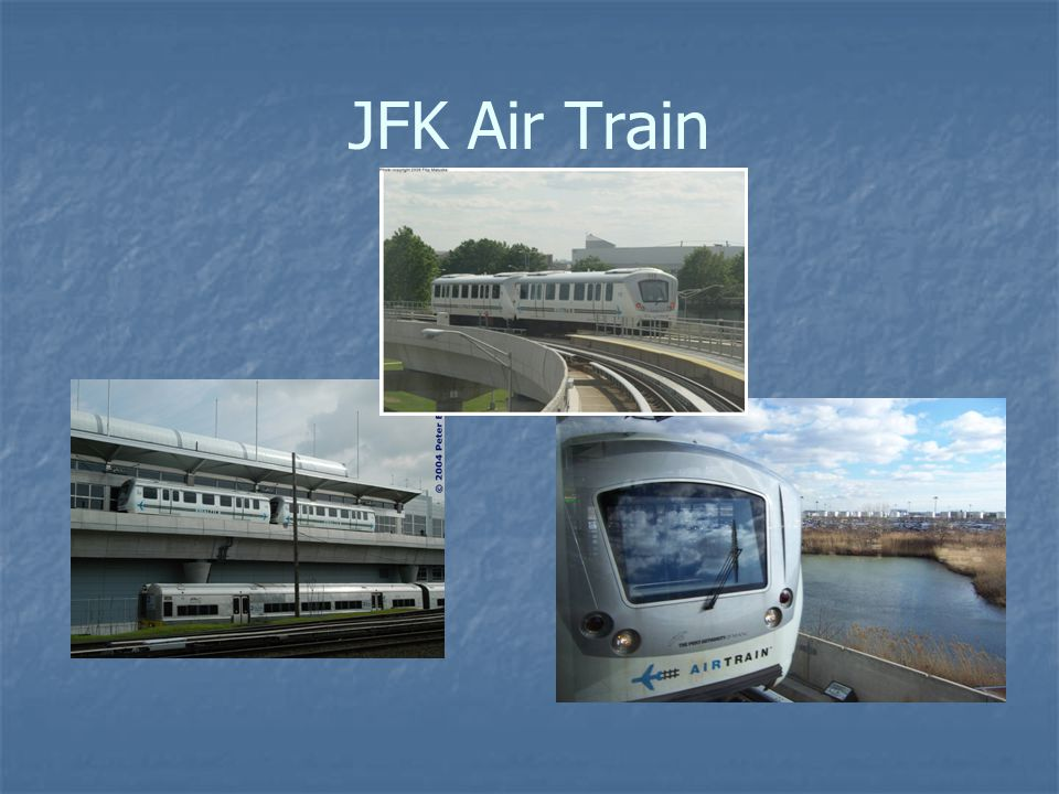 JFK Air Train