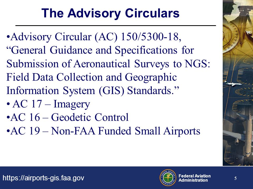 The Advisory Circulars