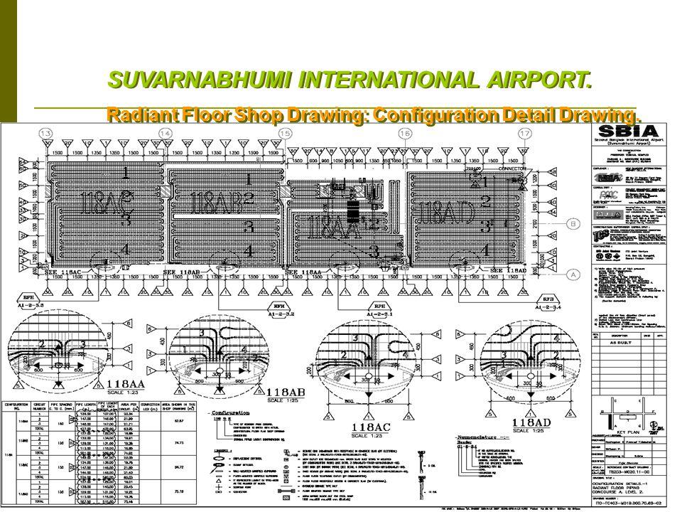 SUVARNABHUMI INTERNATIONAL AIRPORT.