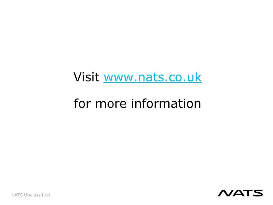 Visit www.nats.co.uk for more information