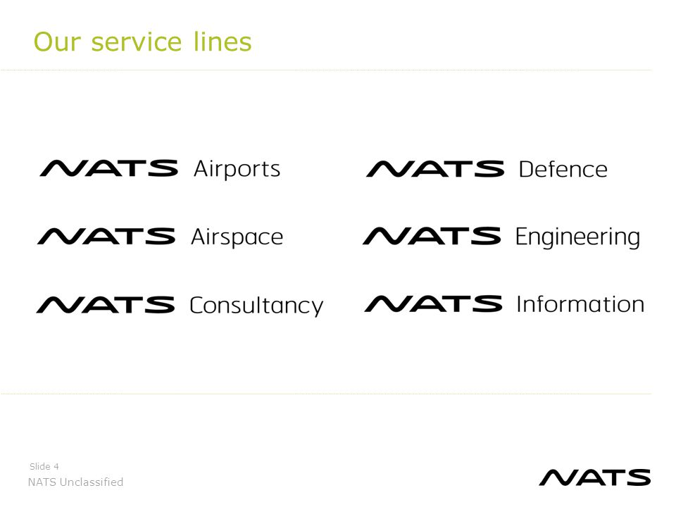Our service lines