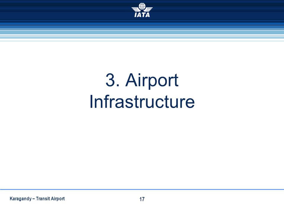 3. Airport Infrastructure
