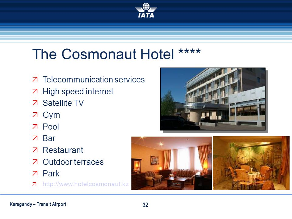 The Cosmonaut Hotel ****