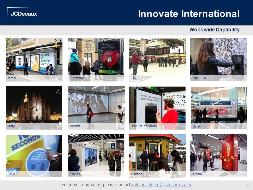 Innovate International