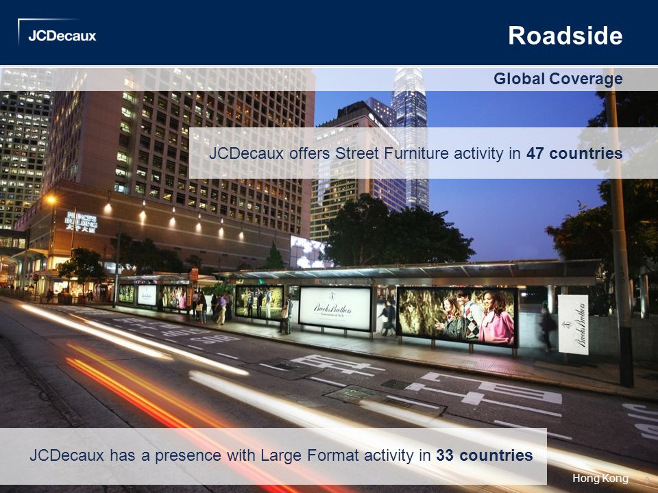 Roadside Global Coverage