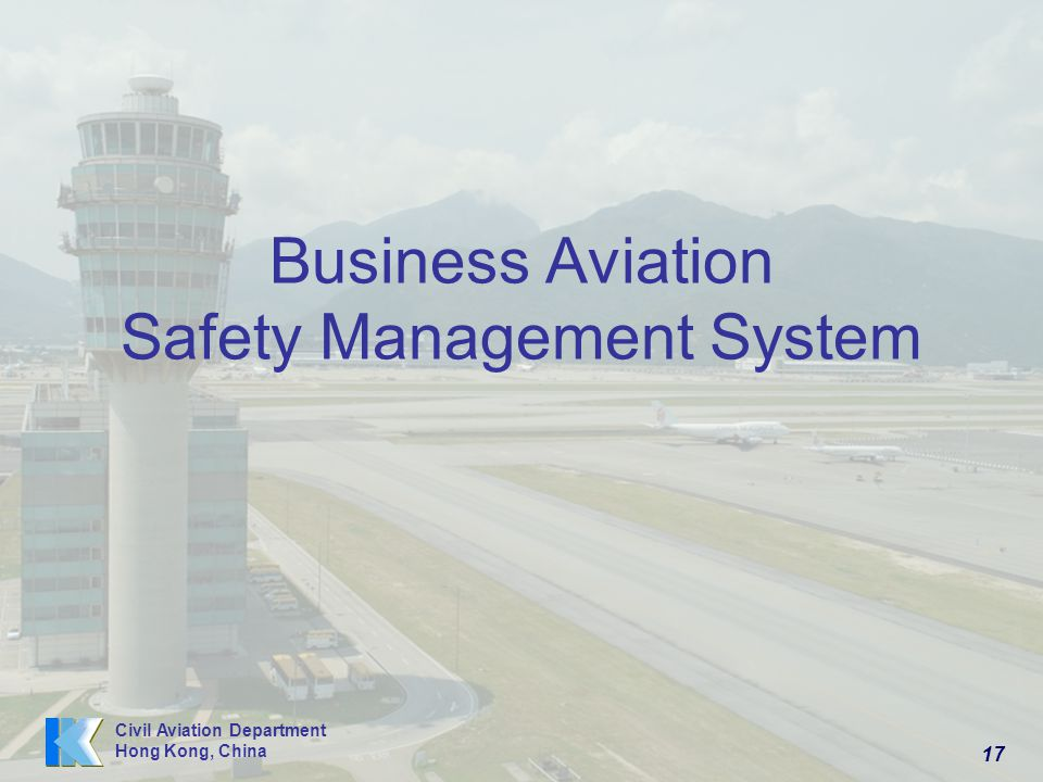 Business Aviation Safety Management System