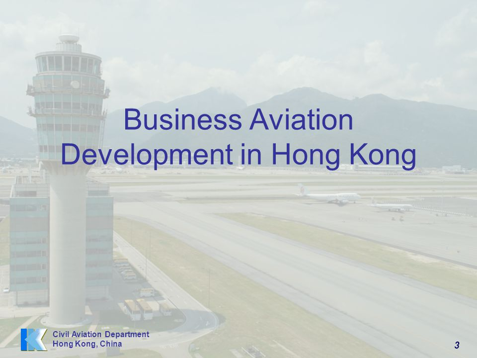 Business Aviation Development in Hong Kong