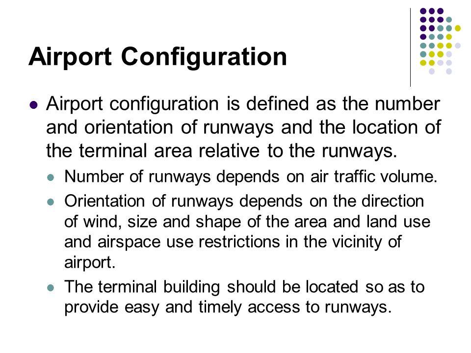 Airport Configuration