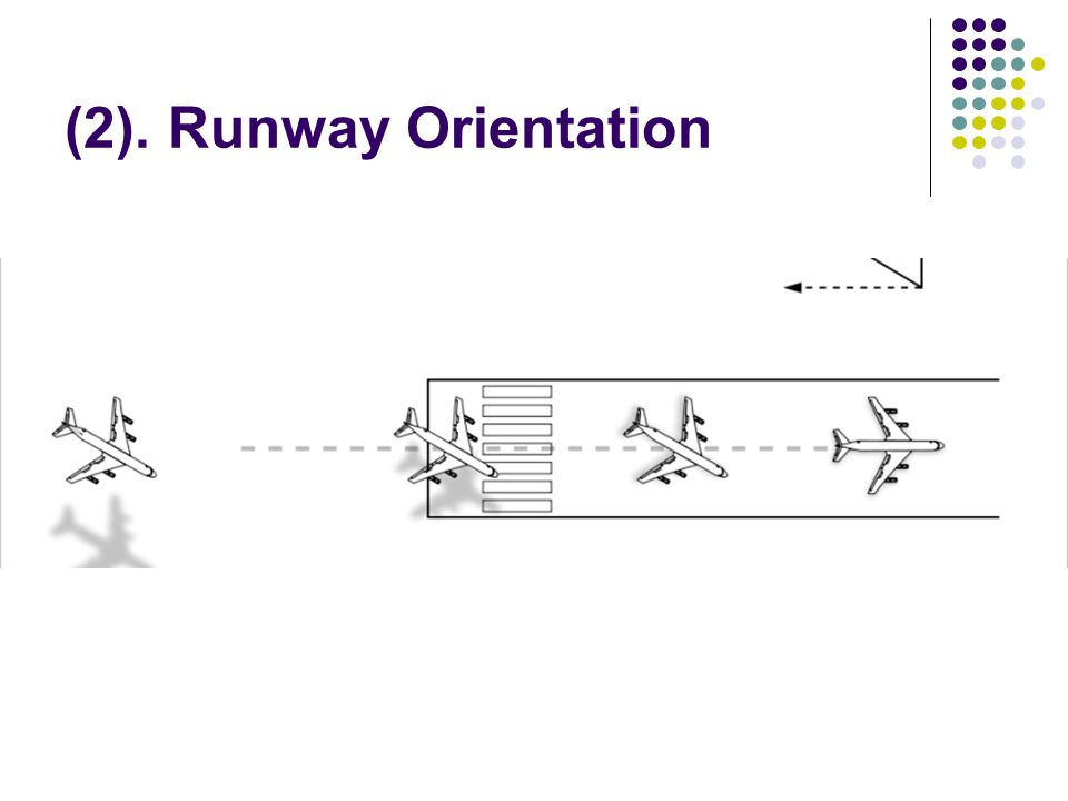 (2). Runway Orientation