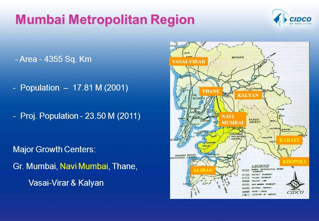 Mumbai Metropolitan Region