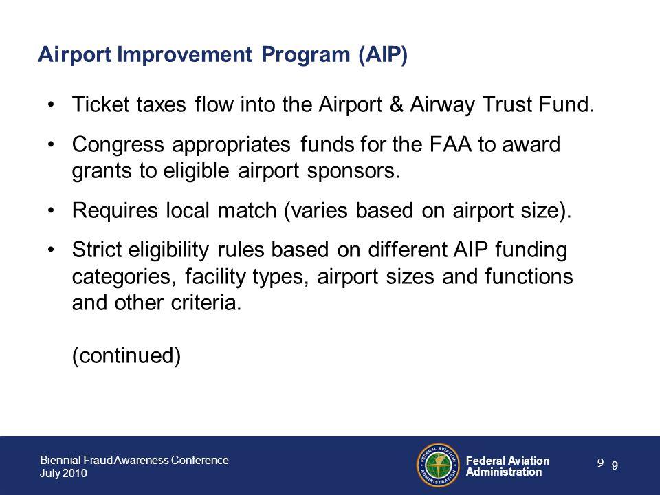 Airport Improvement Program (AIP)