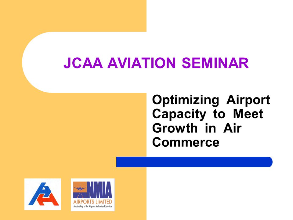 Optimizing Airport Capacity to Meet Growth in Air Commerce
