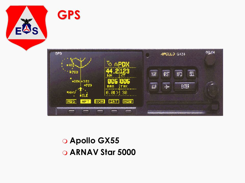 GPS Apollo GX55 ARNAV Star 5000