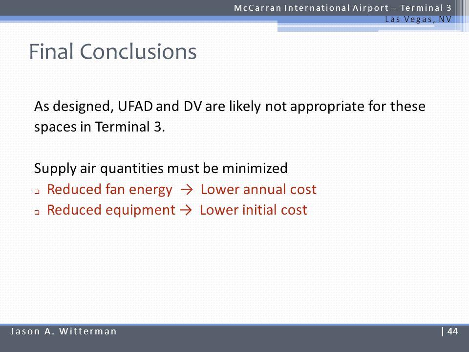 McCarran International Airport – Terminal 3