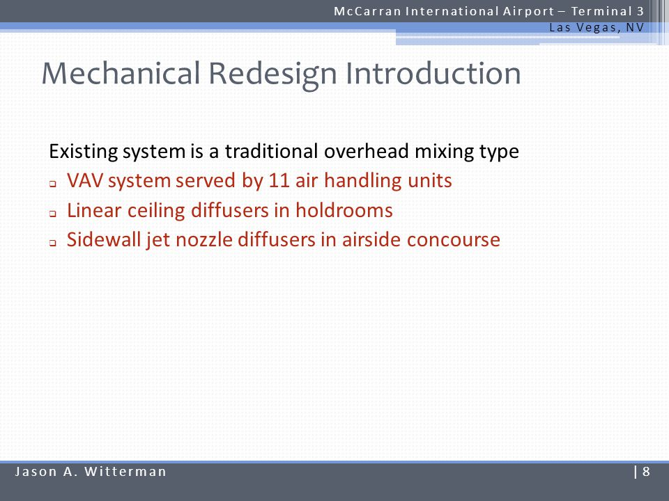 Mechanical Redesign Introduction
