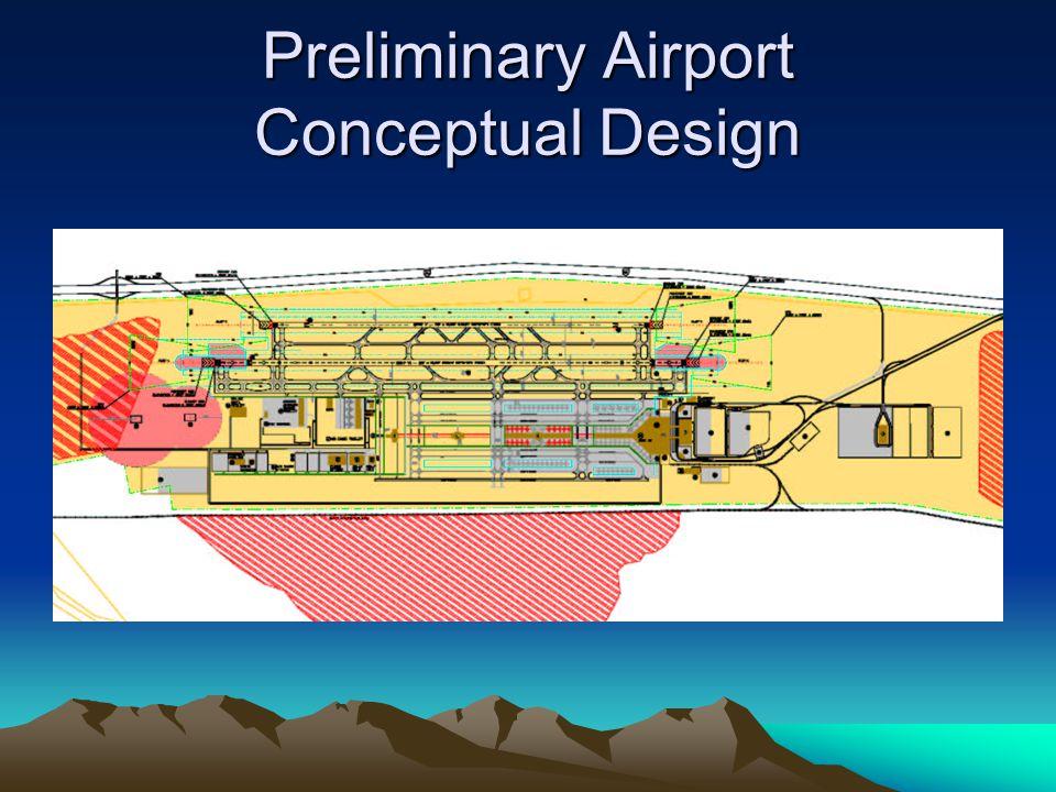 Preliminary Airport Conceptual Design