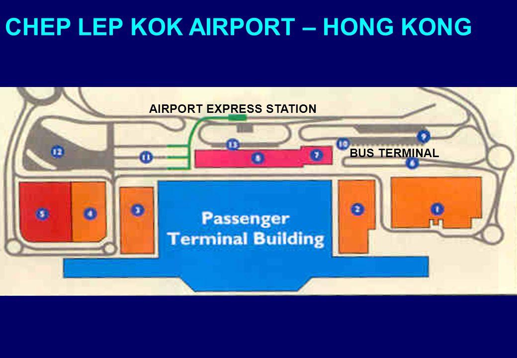 CHEP LEP KOK AIRPORT – HONG KONG