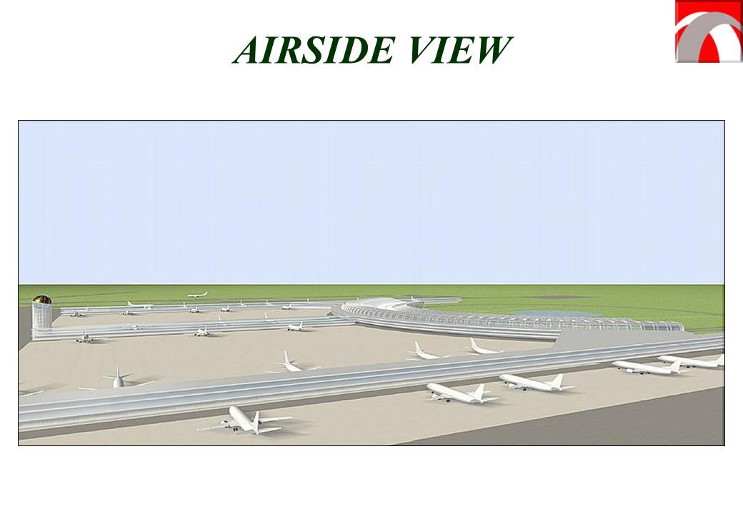 AIRSIDE VIEW