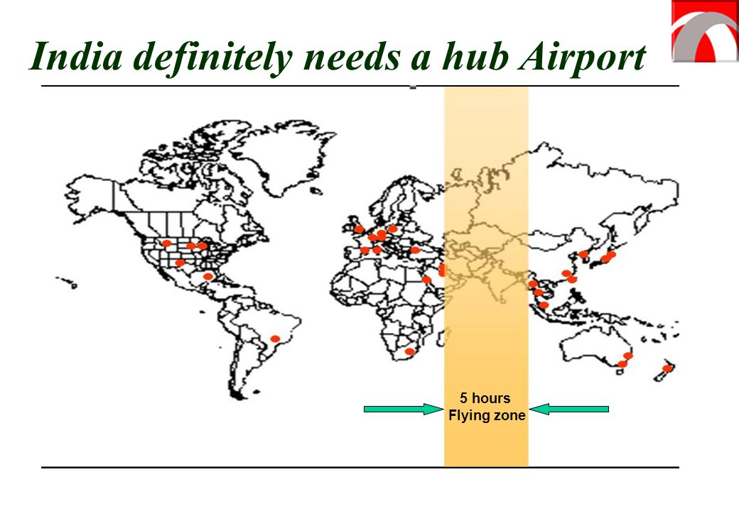 India definitely needs a hub Airport