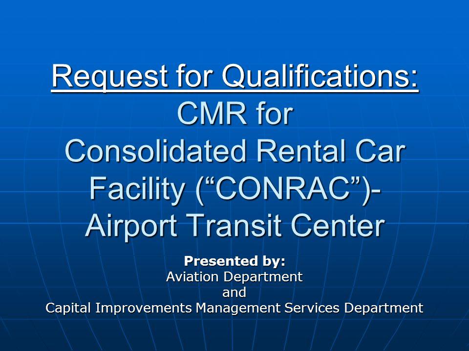 Capital Improvements Management Services Department