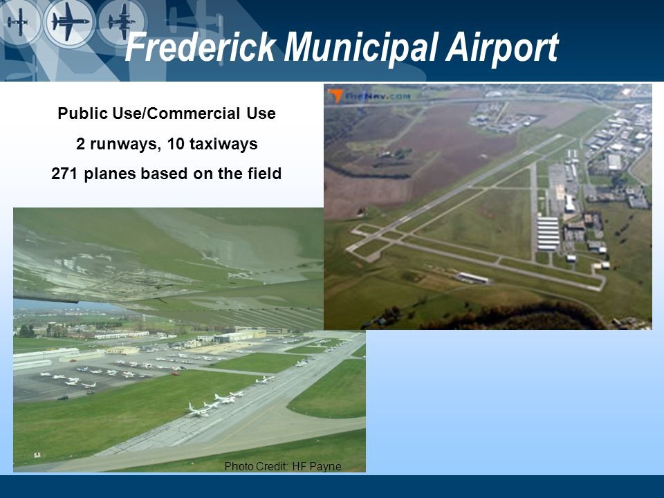 Frederick Municipal Airport