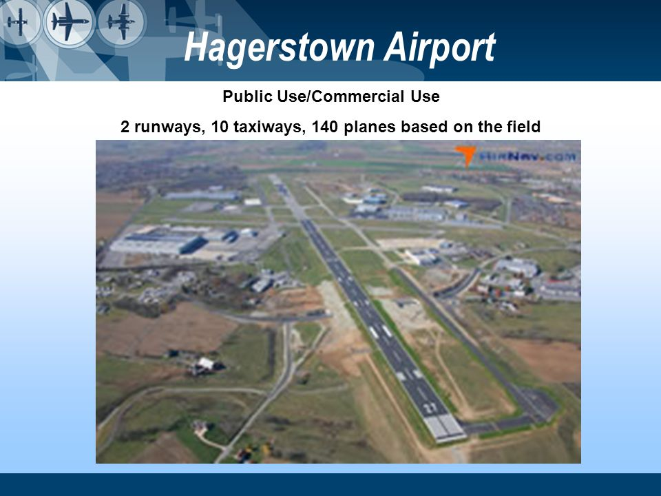Hagerstown Airport Public Use/Commercial Use