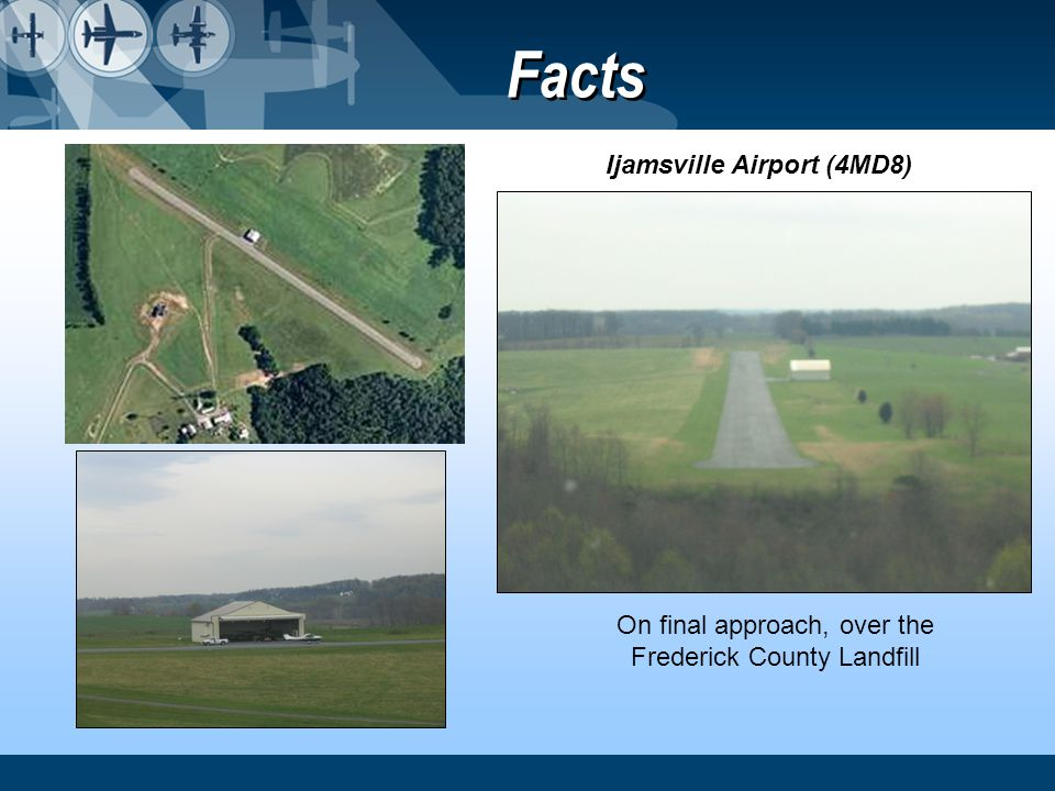 Ijamsville Airport (4MD8)