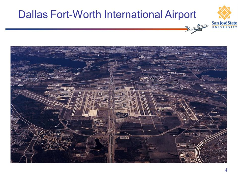 Dallas Fort-Worth International Airport