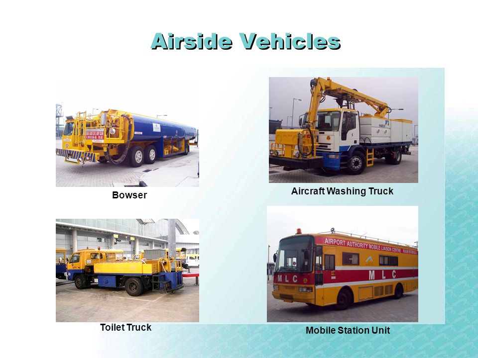 Aircraft Washing Truck