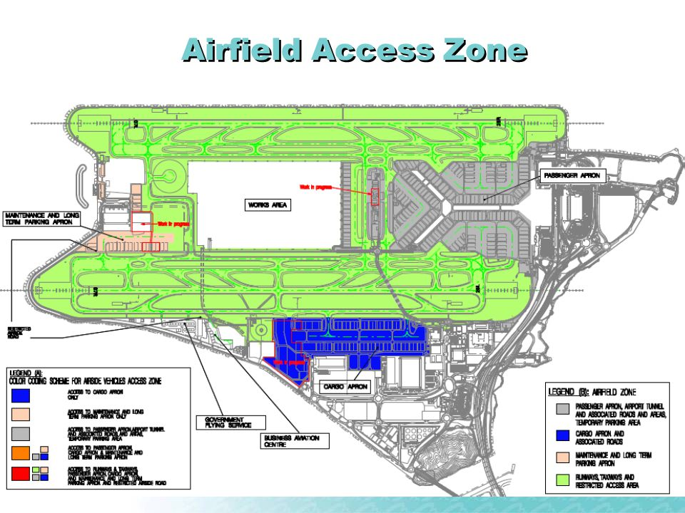 Airfield Access Zone