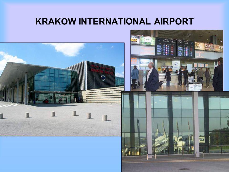 KRAKOW INTERNATIONAL AIRPORT