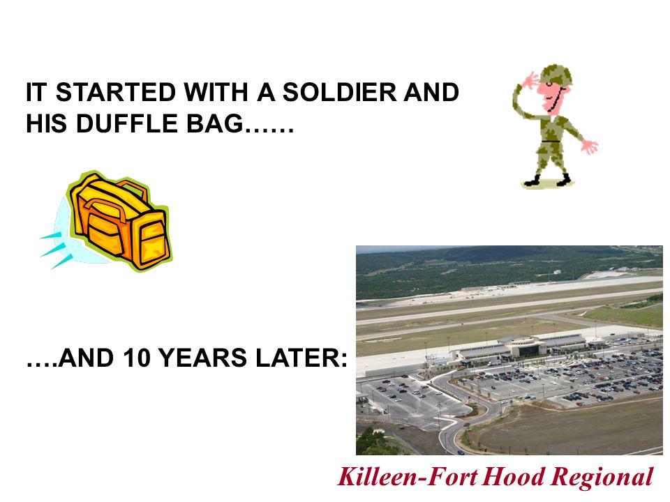 Killeen-Fort Hood Regional