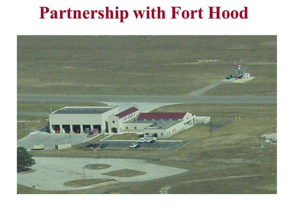 Partnership with Fort Hood