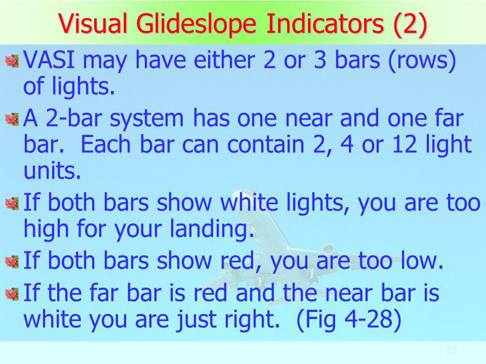 Visual Glideslope Indicators (2)