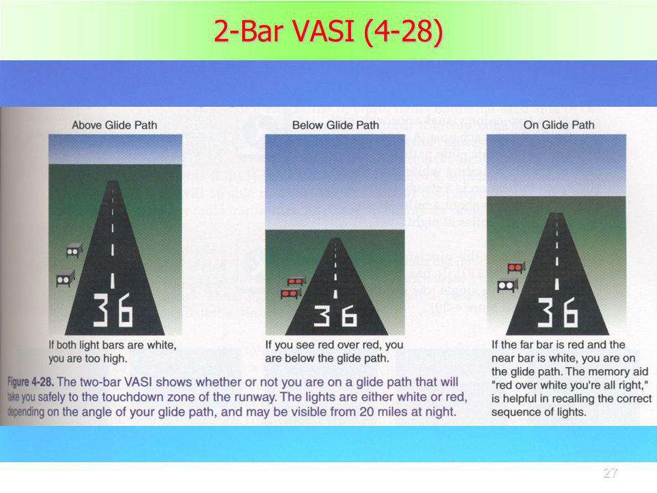 2-Bar VASI (4-28)