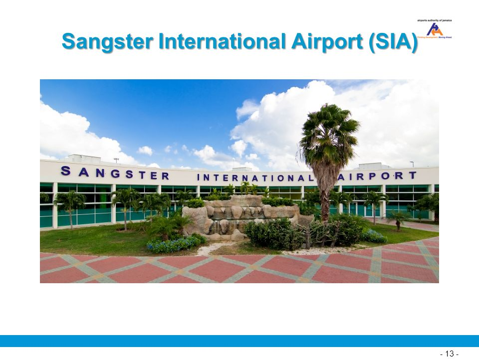 Sangster International Airport (SIA)