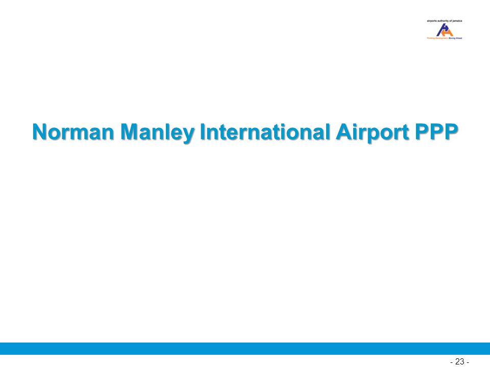 Norman Manley International Airport PPP