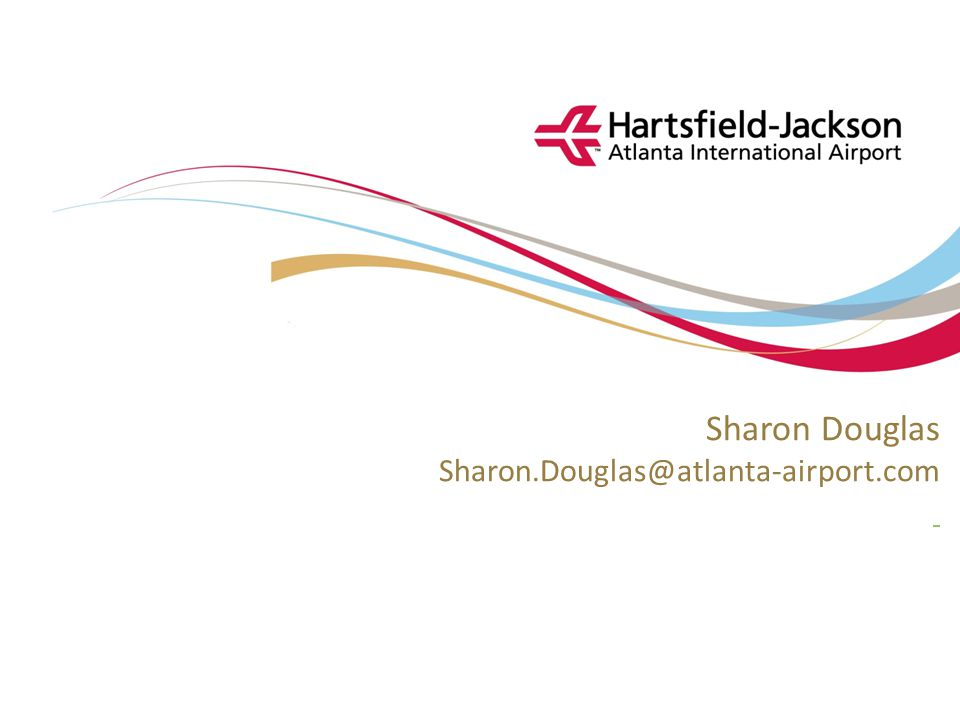 Sharon Douglas Sharon.Douglas@atlanta-airport.com