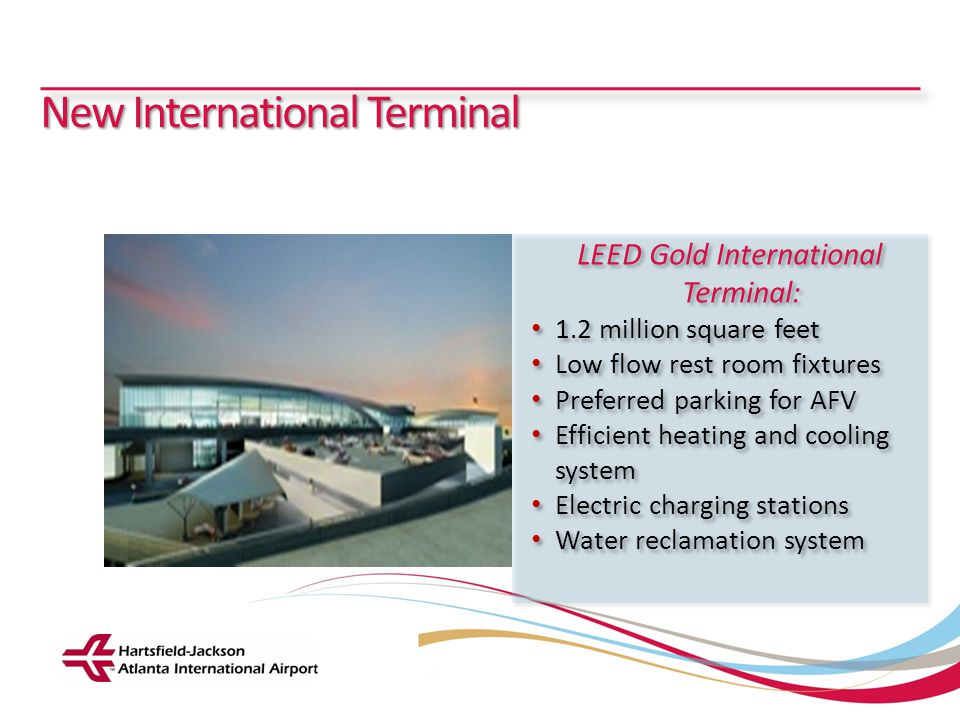 New International Terminal
