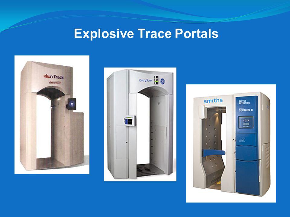 Explosive Trace Portals
