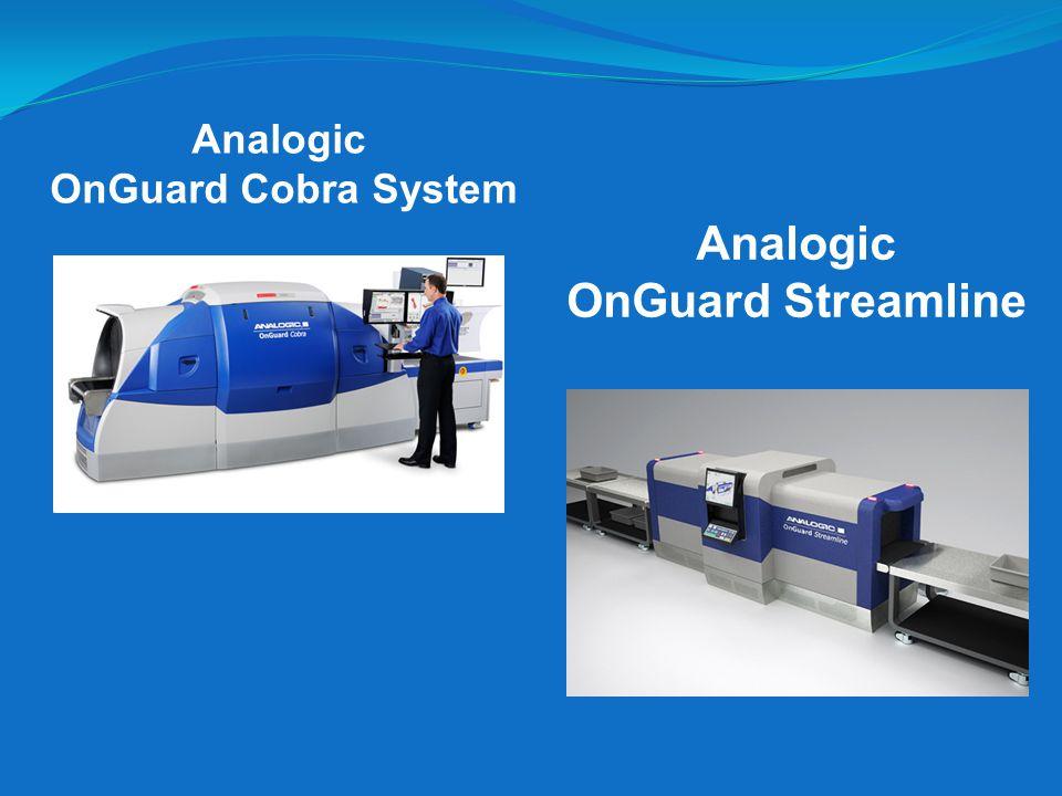 Analogic OnGuard Cobra System