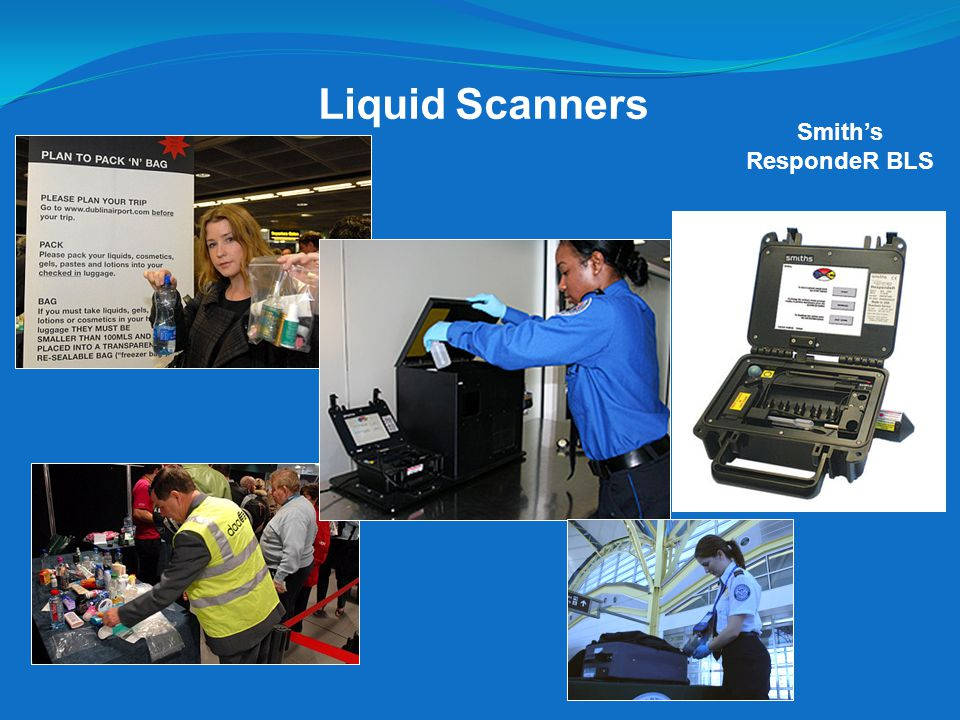Liquid Scanners Smith's RespondeR BLS