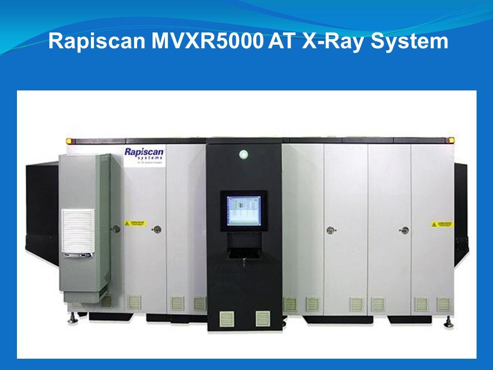 Rapiscan MVXR5000 AT X-Ray System