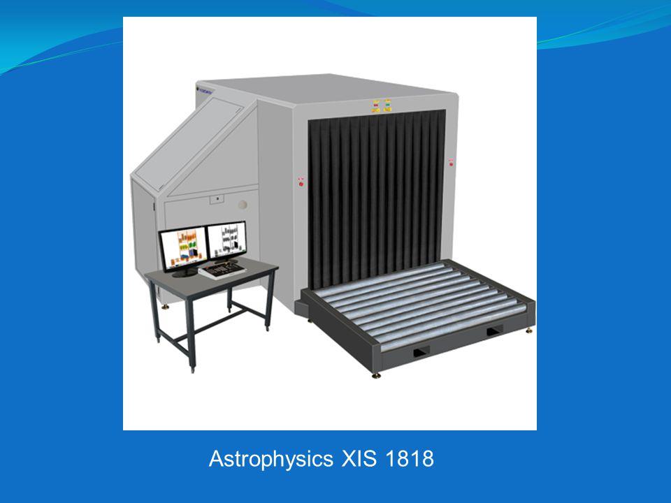 Astrophysics XIS 1818