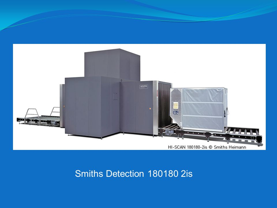 Smiths Detection is