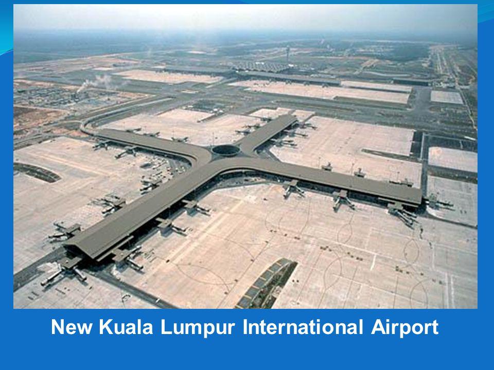 New Kuala Lumpur International Airport