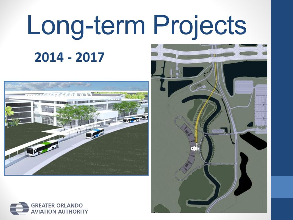 Long-term Projects 2014 - 2017