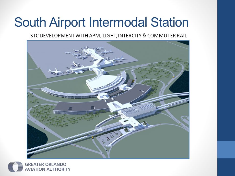 South Airport Intermodal Station